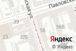Схема проезда до компании Нотариус Васько А.В. в