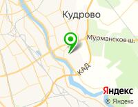 Карта проезда в компанию ZapSPb