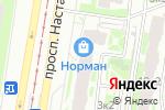 Схема проезда до компании Север-Метрополь в Санкт-Петербурге