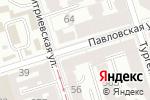 Схема проезда до компании Форте Лайф, ПрАТ в