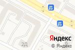 Схема проезда до компании Dance step family в Вишгороде