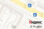 Схема проезда до компании НОВА ПОШТА в Вишгороде