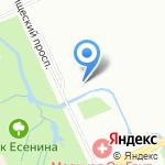 Ягодки-СПб на карте Санкт-Петербурга