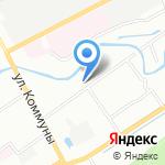 ТрансКолЭнерго на карте Санкт-Петербурга