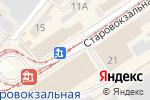 Схема проезда до компании Смарт-шоп в