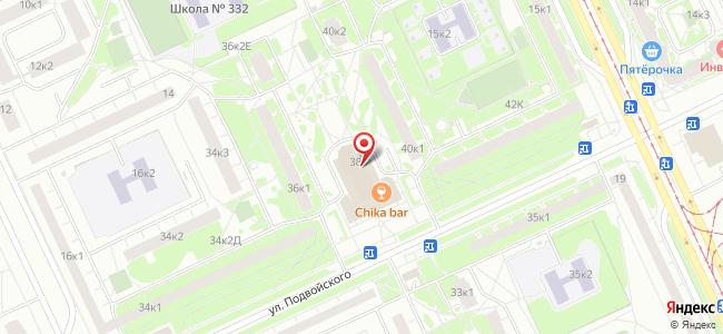 Санкт-Петербург, Буревестник, социально-культурный центр