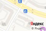 Схема проезда до компании TUI в Вишгороде