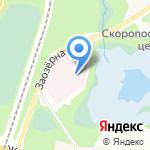Маммологический диспансер на карте Санкт-Петербурга