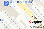 Схема проезда до компании Хрещатик в