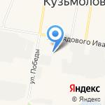 Верные Друзья на карте Санкт-Петербурга