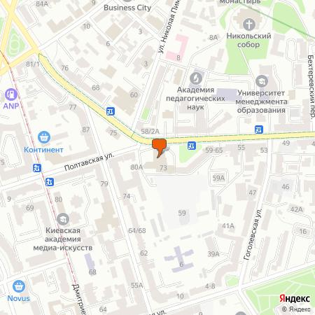 Січових Стрільців вул., 73