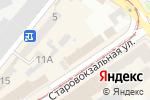 Схема проезда до компании Кредо Актив Есет Менеджмент, ТОВ в