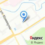 Санкт-Петербургская городская ветеринарная лаборатория на карте Санкт-Петербурга