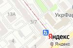 Схема проезда до компании Komandor в