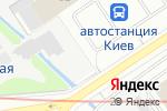Схема проезда до компании Киоск в