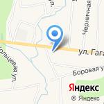 Художественно-производственная мастерская Сергея Варагзина на карте Санкт-Петербурга