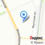 Средняя общеобразовательная школа №591 на карте Санкт-Петербурга