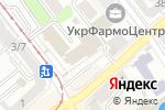 Схема проезда до компании Імодус в
