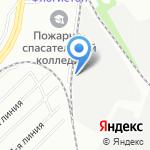 ВОЗОВОЗ на карте Санкт-Петербурга
