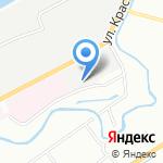 СТОРГЕ МК на карте Санкт-Петербурга
