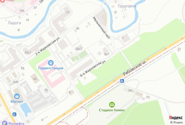 жилой комплекс Жерновка
