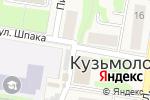 Схема проезда до компании Магазин рыбы в Кузьмоловском