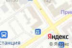 Схема проезда до компании ТІ-Інвест в