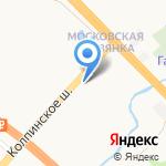 У Ашота на карте Санкт-Петербурга