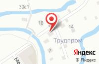 Схема проезда до компании Магазин строительных материалов в Васькино