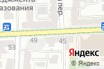 Схема проезда до компании Магазин оптики в