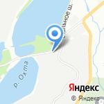 НеваРеактив на карте Санкт-Петербурга