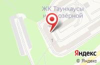 Схема проезда до компании Кузьмолово в Кузьмолово
