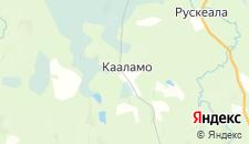 Отели города Кааламо на карте