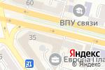 Схема проезда до компании Страховий Капітал, ПрАТ в