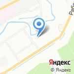 ТД ЮСТО на карте Санкт-Петербурга