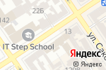 Схема проезда до компании Міністерство інформаційної політики України в
