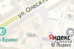 Схема проезда до компании Pan Ukraine в