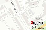 Схема проезда до компании Шалене Свято в