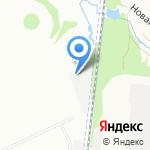 ДОМ ТЕПЛИЦ на карте Санкт-Петербурга