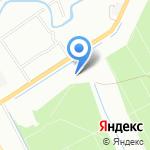 Вело Спорт на карте Санкт-Петербурга