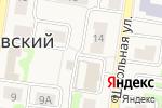 Схема проезда до компании Терем в Кузьмоловском