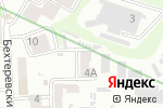 Схема проезда до компании Адвокат Князьской О.С. в