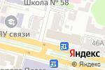 Схема проезда до компании Укрдержконцерт в