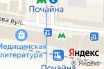 Схема проезда до компании Донар кебаб в