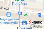 Схема проезда до компании Мобільний світ в