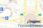 Схема проезда до компании Eloxal в