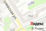 Схема проезда до компании МУК-Сервис в