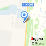 О.Камень на карте Санкт-Петербурга