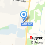 Аллер Петфуд на карте Санкт-Петербурга