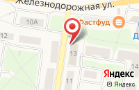 Схема проезда до компании УФМС в Кузьмолово
